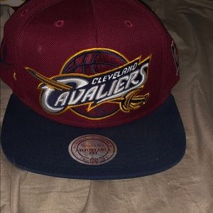 Cleveland cavaliers specially signed hat